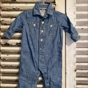 Baby Gap Lined Adorable Outfit -Size 3-6 Months